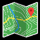 BackCountry Navigator TOPO GPS Application Icon