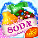 Candy Crush Soda Saga Application Icon