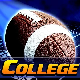 College Football Scoreboard Application Icon