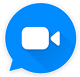 Glide - Video Chat Messenger Application Icon