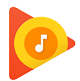 Google Play Music Application Icon