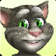 Talking Tom Cat 2 Free  Application Icon