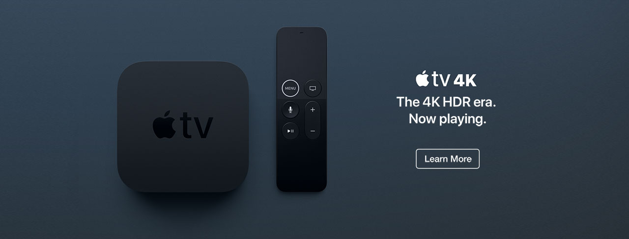 Apple TV Now Available