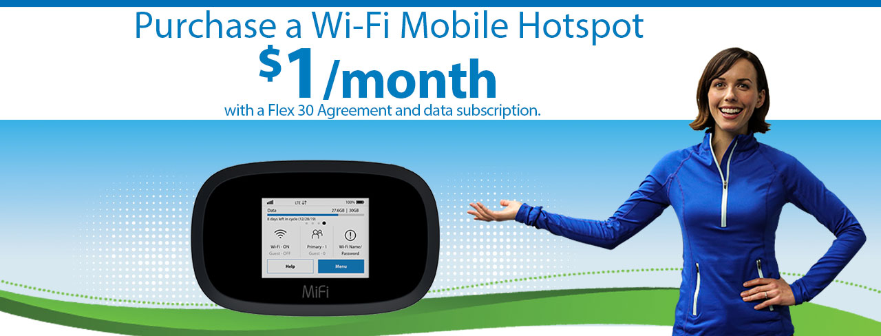 August 2020 MiFi Promotion