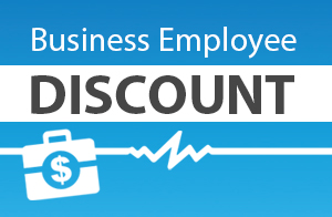 Business Employee Discount