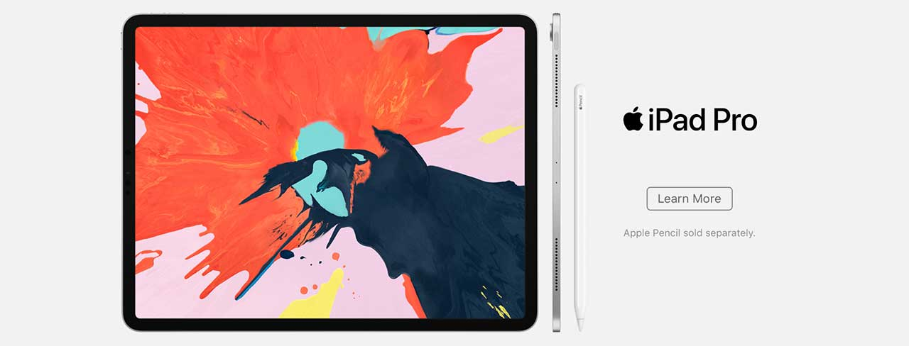 iPad Pro 12.9 3rd gen Now Available