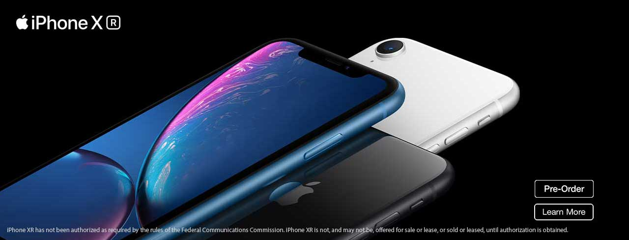 Apple iPhone XR Coming Soon