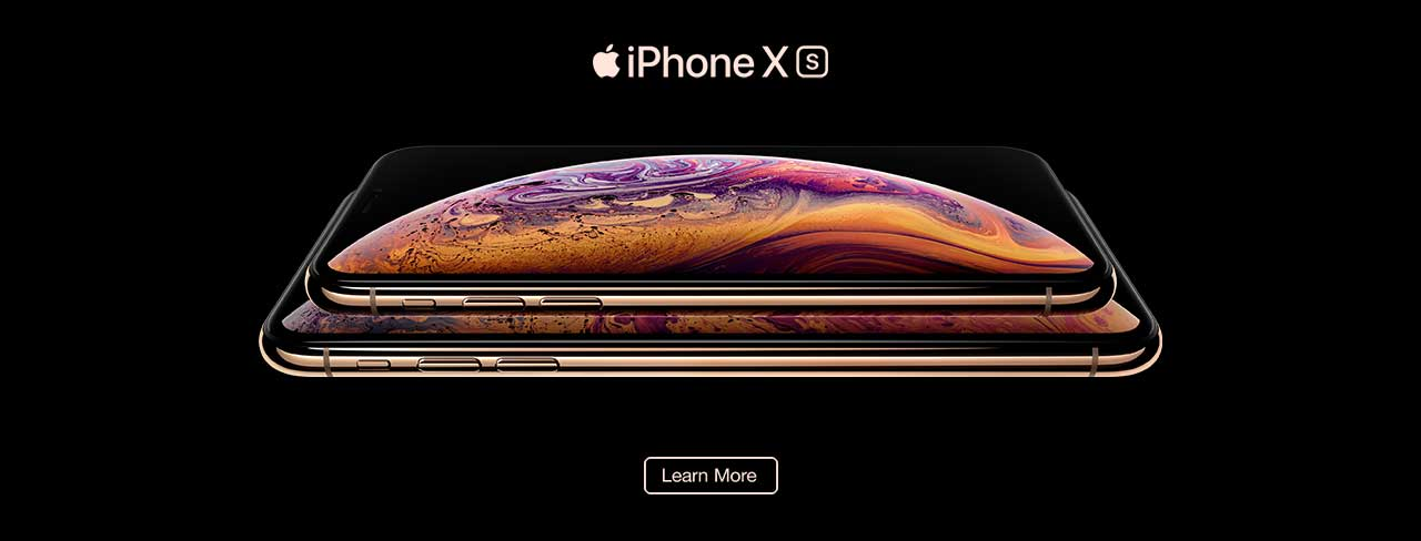 iPhone Xs Now Available